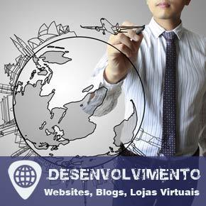 Desenvolvimento de Projetos Digitais - Websites, blogs, Lojas Virtuais