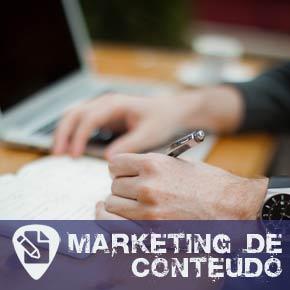 Marketing de Conteúdo - Produção de Conteúdo Otimizado para os Buscadores